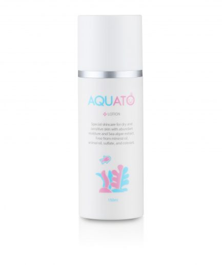 Aquato Baby Gentle Lotion for Baby Skin (150ml)